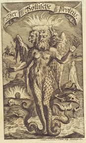 "Shape-shifting Greek god Proteus, after whom the term ""Proteus effect"" is named."